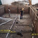 Konstruksi Pool Jl.papa Kuning -malang