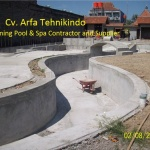 Konstruksi Public Pool-solo