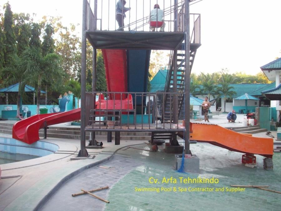 Fabrikasi Slide TSI Sumenep-madura