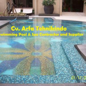 Pool 2 Hotel Tentrem- Jogja