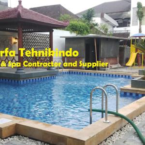 Pool 2hotel Pelangi Malang