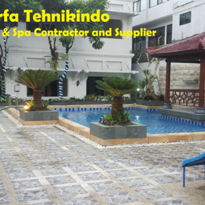 Pool 3 Hotel Pelangi Malang