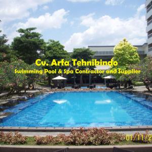 Pool Hotel Ambarukmo Jogja (2)