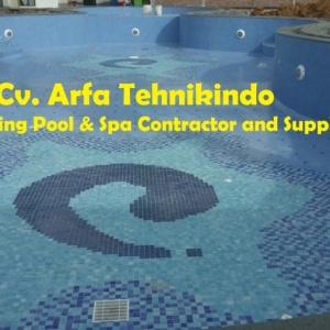 Pool Hotel Dewarna Bojonegoro 2