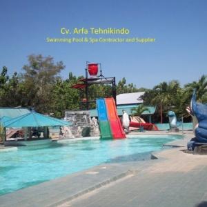 TSI Waterboom – Sumenep Madura