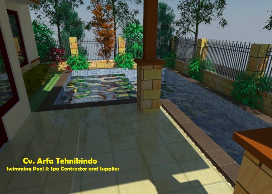 Design Pool Sengkaling 3