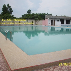 Mini Olympic Pool Nailah Waterboo-riau Pknbaru