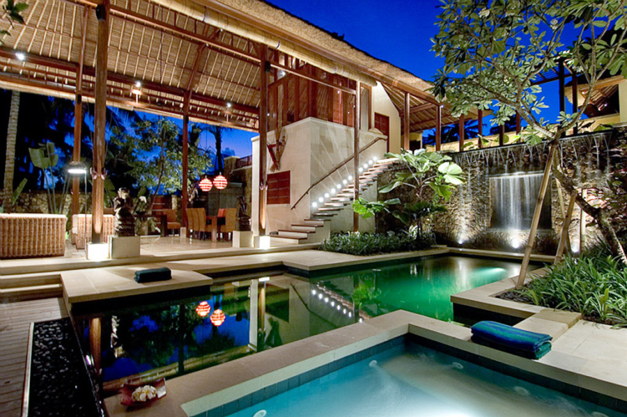 Project Whirlpool Vajra Hotel Bali