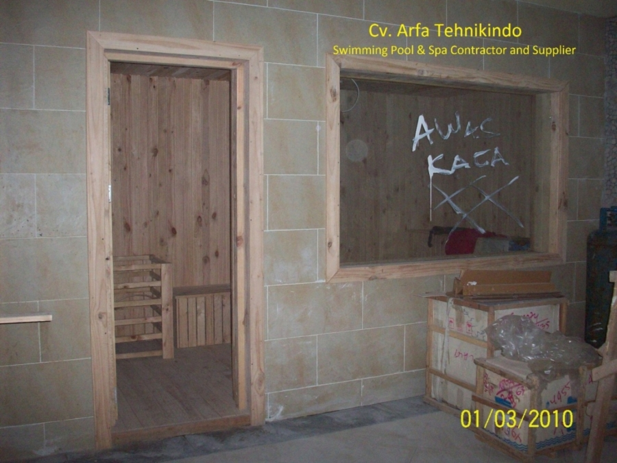Sauna Room-makasar
