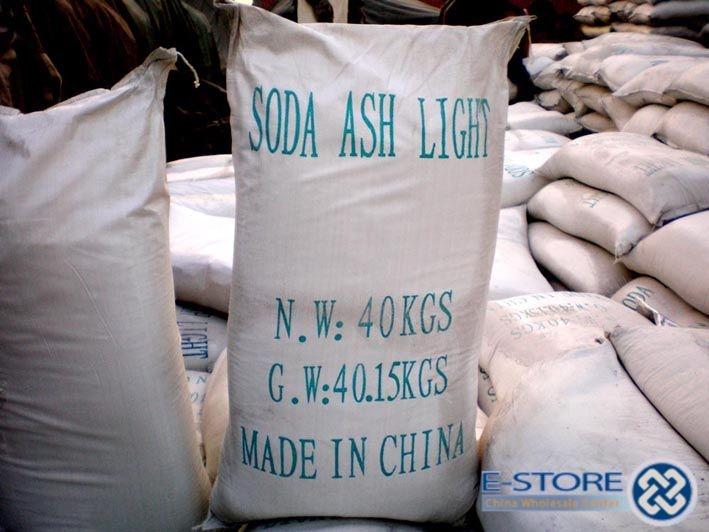 Soda-ash-