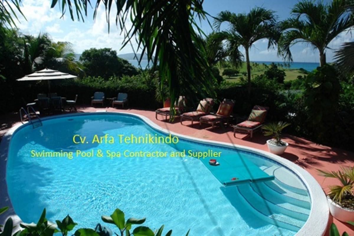Landscape Pool-bali