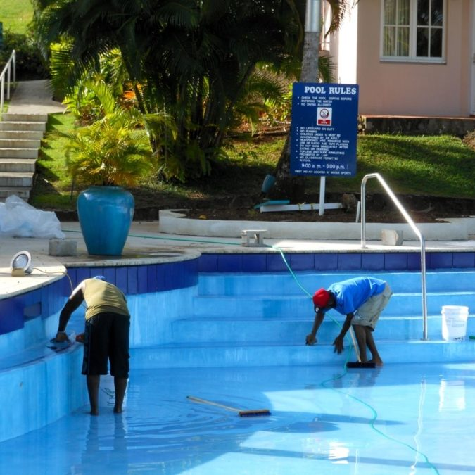 swimmingpool-repair & maintenance