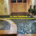 Private Pool Jl.borobudur Blimbing Malang 3