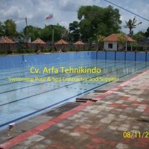 Olympic Pool -Canggu Batu Bolong-Kuta Bali