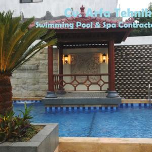 Pool 1hotel Pelangi  Malang