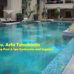 Pool 3 Hotel Tentrem – Jogja