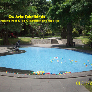 Pool Hotel Ambarukmo Kolam Anak Jogja