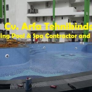 Pool Hotel Dewarna Bojonegoro