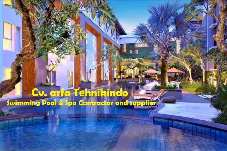 Design Pool Hotel 2