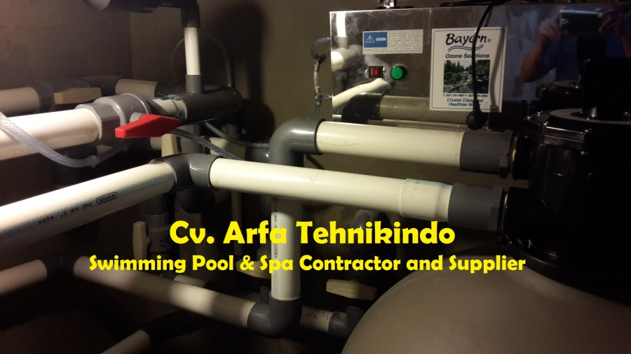 Instalation Pump Filter Pool