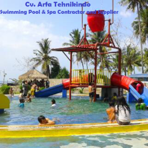 Mini Waterboom Lombok