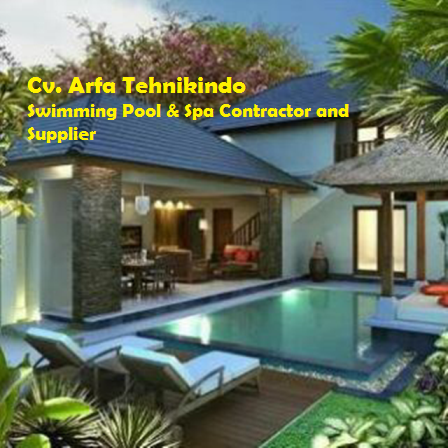 Pool Villa Design