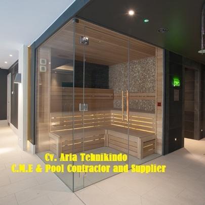 Project Room 2 Sauna