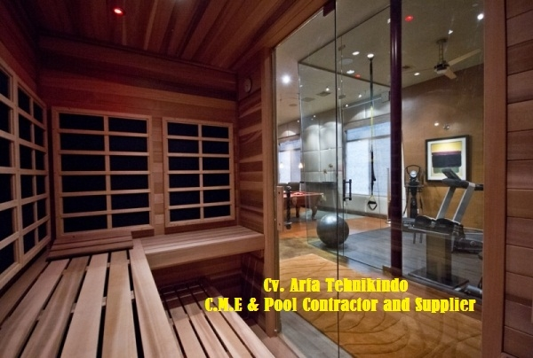 Project Room 3 Sauna