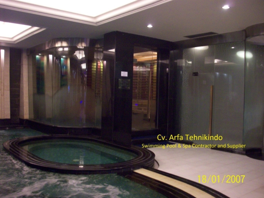 Sauna My Place & Spa JKT
