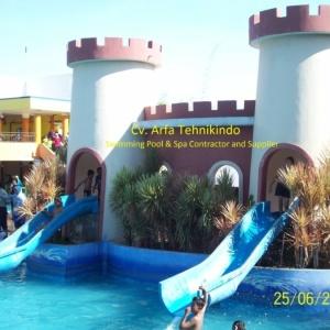 Suncity Waterpark-sidoarjo